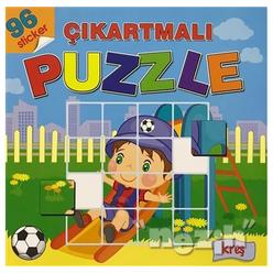 Kreş - Çıkartmalı Puzzle - Thumbnail
