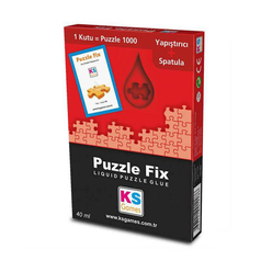 Ks 1000 Parça Puzzle Fix T228 - Thumbnail