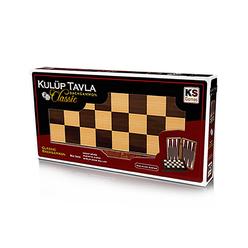 Ks Master Classic Tavla Gül T81 - Thumbnail