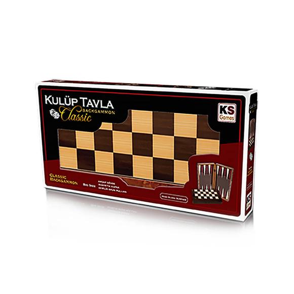 Ks Master Classic Tavla Gül T81