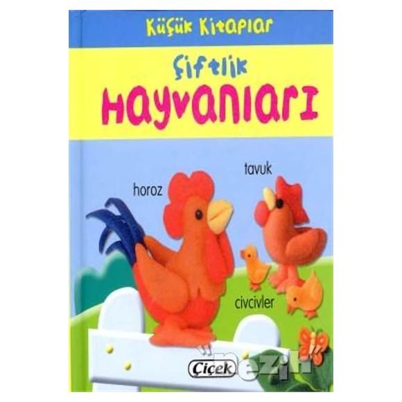 Küçük Kitaplar - Çiftlik Hayvanları