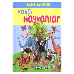 Küçük Kitaplar - Vahşi Hayvanlar - Thumbnail