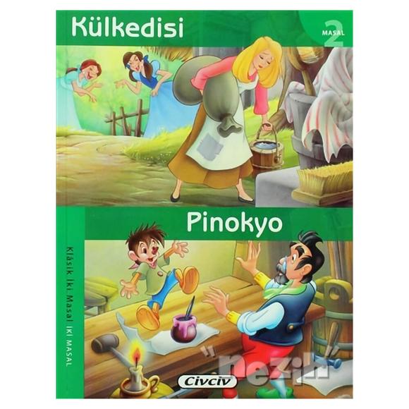 Kül Kedisi - Pinokyo