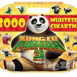 Kung Fu Panda 3 - (3000 Muhteşem Çıkartma) - Thumbnail