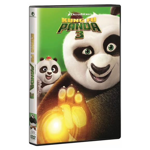 Kung Fu Panda3 - DVD
