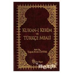 Kur'an-ı Kerim ve Türkçe Meali (Metinli Küçük Boy) - Thumbnail