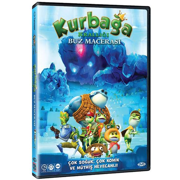Kurbağa Krallığı: Buz Macerası - DVD