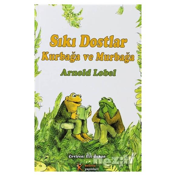 Kurbağa ve Murbağa Sıkı Dostlar