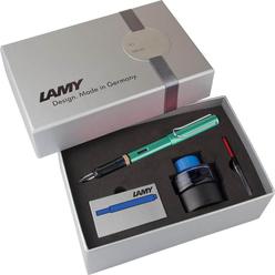 Lamy Al-Star Dolma Kalem Seti Mavi Yeşil 32DS-M - Thumbnail