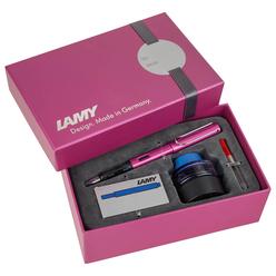 Lamy Al-Star Dolma Kalem Seti Vibrant Pink 99DS-M - Thumbnail