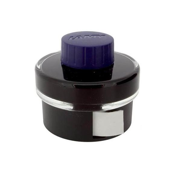 Lamy T52 Dolma Kalem Şişe Mürekkebi 50 ml Mavi Siyah