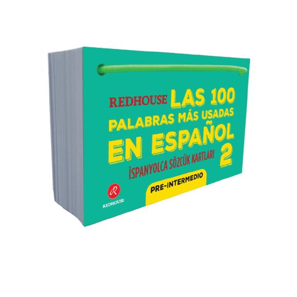 Las 100 Palabras Mas Usadas En Espanol-2 (İspanyolca dil kartları)