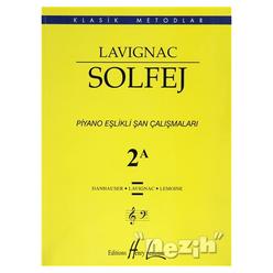 Lavignac Solfej 2A - Thumbnail