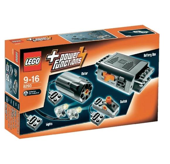 Lego 8293 Technic Power Functions Motor Set