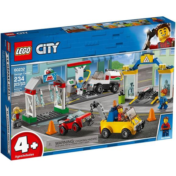 LegoCity Araç Bakım Merkezi 60232
