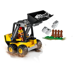 Lego City Construction Loader 60219 - Thumbnail