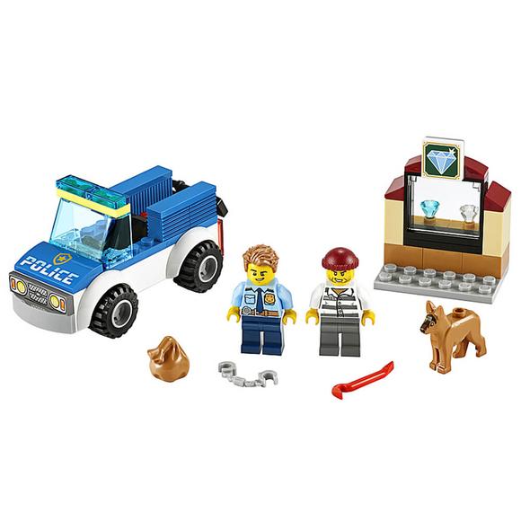 Lego City Dog Unit 60241