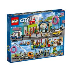 LegoCity Donut Dükkanı Açılışı 60233 - Thumbnail