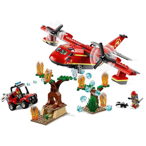 Lego City Fire Plane 60217