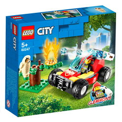 Lego City Forest Fire 60247 - Thumbnail