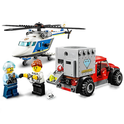 Lego City Helicopter Chase 60243 - Thumbnail