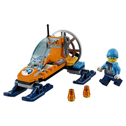Lego City Ice Glider 60190 - Thumbnail