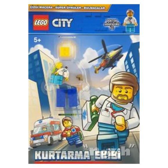 Lego City - Kurtarma Ekibi