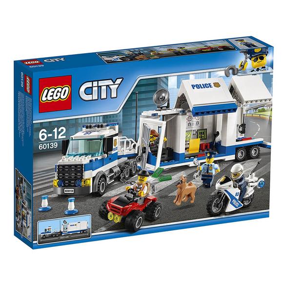 Lego City Mobile Command Center 60139