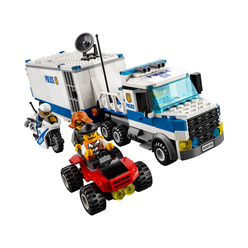 Lego City Mobile Command Center 60139 - Thumbnail
