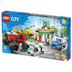 Lego City Monster Truck 60245 - Thumbnail