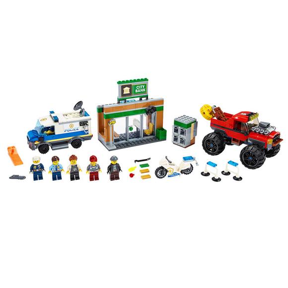 Lego City Monster Truck 60245