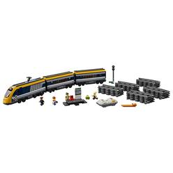 Lego City Passenger Train 60197 - Thumbnail