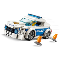 Lego City Police Patrol Car 60239 - Thumbnail