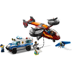 Lego City Sky Police Diamond Heist 60209 - Thumbnail