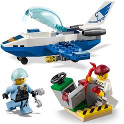 Lego City Sky Police Jet Patrol 60206 - Thumbnail