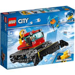 Lego City Snow Groomer 60222 - Thumbnail