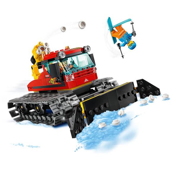 Lego City Snow Groomer 60222
