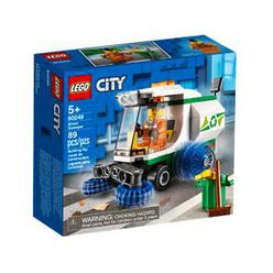 Lego City Street Sweeper 60249 - Thumbnail