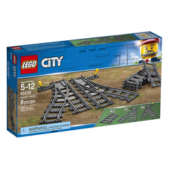 Lego City Switch Tracks 60238 - Thumbnail