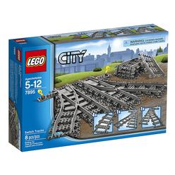 Lego City Switching Tracks 7895 - Thumbnail