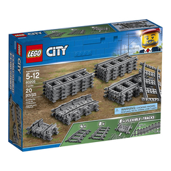 Lego City Tracks 60205 - Thumbnail