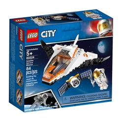 LegoCity Uydu Servis Aracı 60224 - Thumbnail