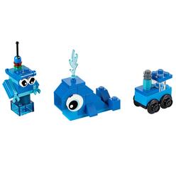 Lego Classic Blue Bricks 11006 - Thumbnail