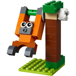 Lego Classic Bricks and Gears 10712 - Thumbnail