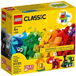 Lego Classic Bricks And Ideas 11001 - Thumbnail