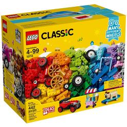 Lego Classic Bricks on a Roll 10715 - Thumbnail