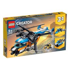 Lego Creator Çift Pervaneli Helikopter 31096 - Thumbnail