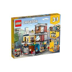 Lego Creator Evcil Hayvan Dükkanı ve Kafe 31097 - Thumbnail