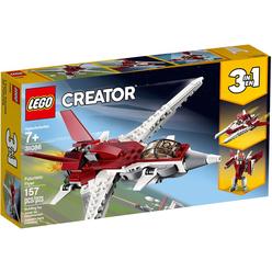 Lego Creator Futuristic Flyer 31086 - Thumbnail
