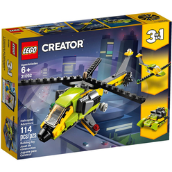 Lego Creator Helicopter Adventure 31092 - Thumbnail